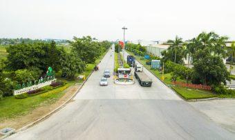 Khởi công tổ hợp công trình trọng điểm giai đoạn 2 KCN Nam Cầu Kiền