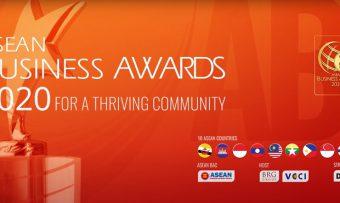 Cơ hội nâng tầm thương hiệu doanh nghiệp qua giải thưởng Asean Business Award 2020