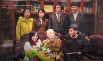 Cựu chiến binh, Doanh nhân Phạm Hồng Điệp thực hiện lời căn dặn của Đại tướng Võ Nguyên Giáp